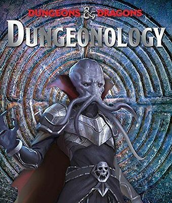 Dungeons & Dragons RPG Dungeonology by Matt Forbeck Hardcover Book