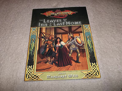 D&D D20 Dragonlance Lost Leaves from the Inn of the Last Home