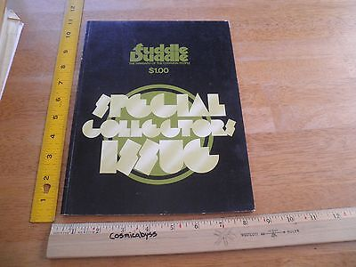 1971 Fuddle Duddle 1 2 3 collectors issue comedy magazine parody Canadian RARE