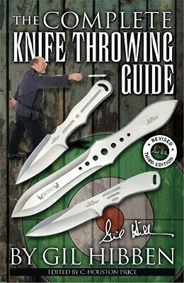 New Books Hibben Knife Throwing Guide UC882