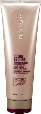 Joico Color Endure Treatment Masque For Long-Lasting Colour 250ML New
