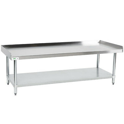 """NEW! Stainless Steel Commercial Kitchen Work Prep Equipment Table - 30"""" x 72"""""""