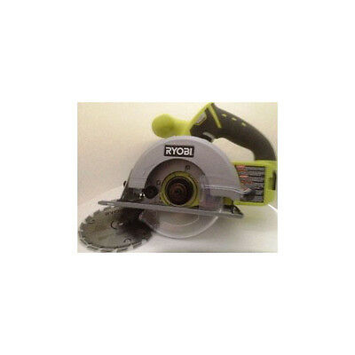 Ryobi One P504G 18V Cordless Circular Saw 5-1/2 inch (Battery and Charger Sale
