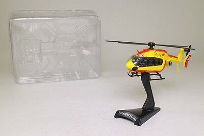 del Prado #157 Airbus EC145 Helicopter; France: Civil Defence; Excellent in Pack