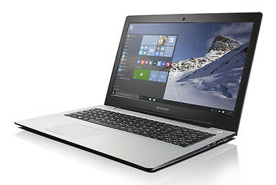 "Lenovo Ideapad 300 Core i7-6500U 6th Gen 8GB Ram 1TB/ 15.6"" HD LED/ Windows 10"