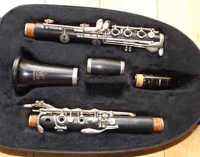 Boosey and Hawkes Bb Edgware wooden clarinet - used