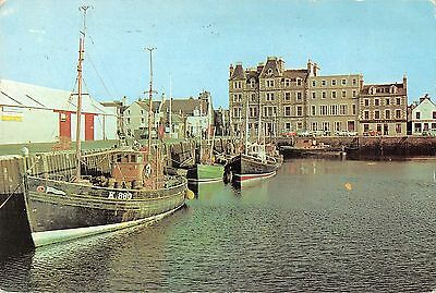 BR89636 kirkwall harbour orkney scotland hotel ship bateaux