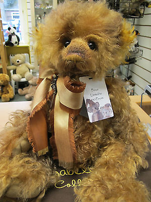 Charlie Bear - Prince - Isabelle Collection Limited Edition - BNWT