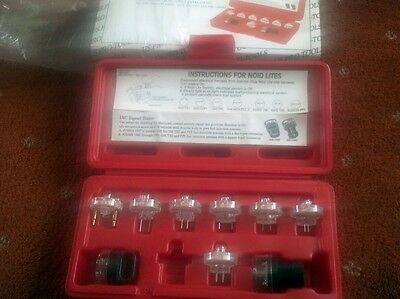 fuel injection tool NOID LIGHT