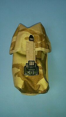 British Army Desert DPM Molle Style Utility Pouch
