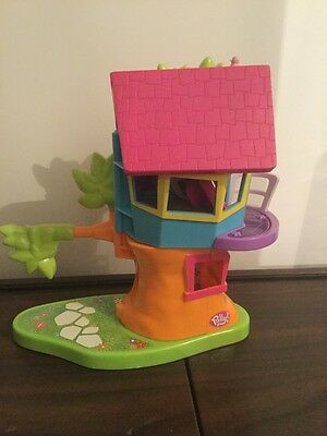 Polly Pocket Magnetic Tree House Origin Products 2002