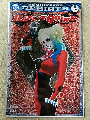 Harley Quinn #1 Michael Turner Puddin' Variant - 2016 - DC Comics - Englisch