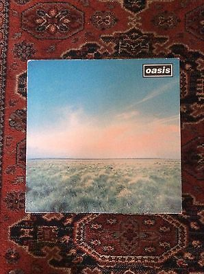 Oasis - Whatever Original 1994 Release 12 Inch ( With Front Cover Print ).