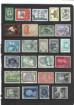 Collectors Clearout - Argentina - selection #20