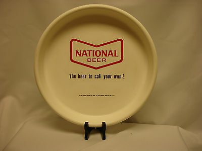 National Beer Serving Tray
