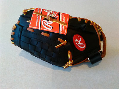 Rawlings 10in Junior Baseball Mitt/GloveFastback Left Catch Right Handed Thrower
