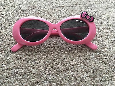 M&S Hello Kitty Pink Sunglasses CAT.3 100% UV PROTECTION - Immaculate Condition