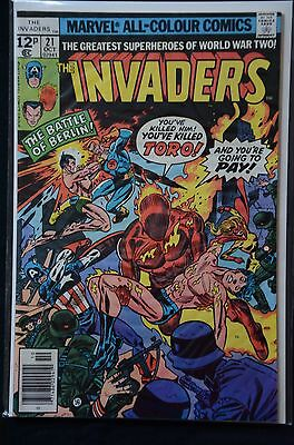 Invaders #21