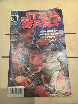 "Star Wars Dark Horse Comic ""Planet Of The Dead"""
