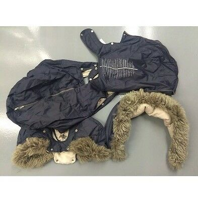 STOKKE NAVY WINTER KIT Fits Xplory, Crusi & Trailz