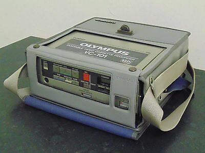Vintage Olympus VC-101 Video Cassette Recorder Player VCR Film Prop