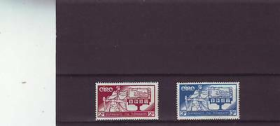 a121 - IRELAND - SG105-106 MNH 1937 CONSTITUTION DAY