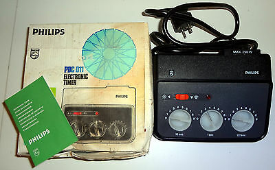 Compte pose timer Philips PDC 011