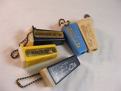 1950's Lot of 5 Vintage Ocean City, MD Eye Spy or Picture Viewers
