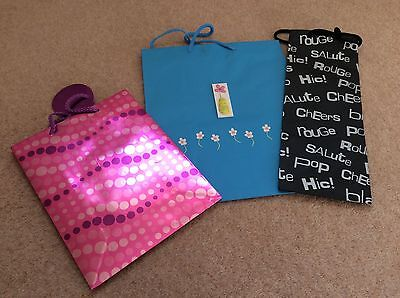 Selection of Gift Bags