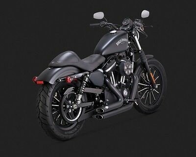 Vance & Hines 47229 Shortshots Staggered Exhaust System