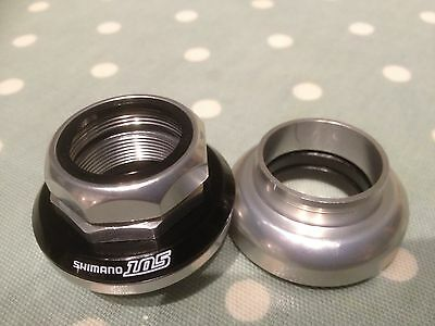 "New vintage - Shimano 105 road bicycle headset 1"" threaded 25.4"