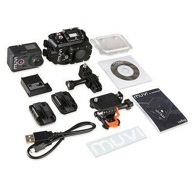 Muvi K2 / Full HD wireless action cam / GoPro /  1080p High Definition Camera /