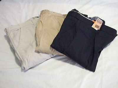 3 X Pairs Mens Casual Trousers Size 130Cm (175)