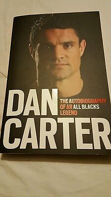 Dan carter book