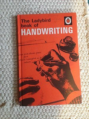 The Ladybird book of Handwriting