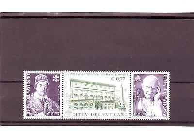 VATICAN - SG1336-1338 MNH 2002 3OOth ANNIV PONTIFICAL ECCLESIASTICAL ACADEMY