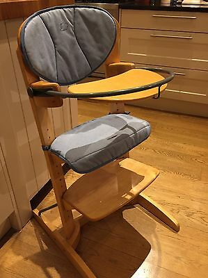 Bebe Confort Adjustable Solid Wood High Chair