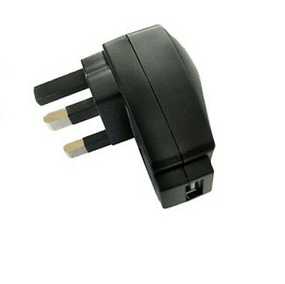 USB Mains Charger Adapter for MP3 Player 5V 1A AC-DC