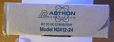Astron N2412-24   Dc To Dc Converter