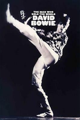 "David Bowie Man Who Sold The World Album Art Poster 24"" x 36"""