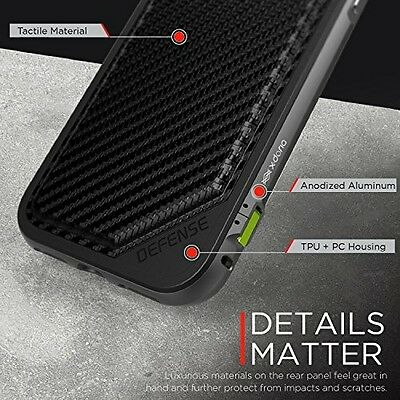 X-Doria Defense Case For IPhone 7 Plus (Defense Lux), Military Grade Drop Case,