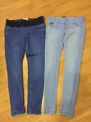 Maternity Jeans Bundle size 14 (42) New Look
