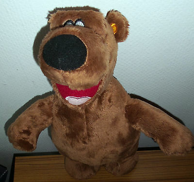 Cute Bear In The Woods, Bear In The Big Blue House, Plush Toy, Bear