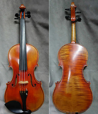 4/4 Scott Cao STV750 Violin with case and bow - New Larsen Strings amazing Tone