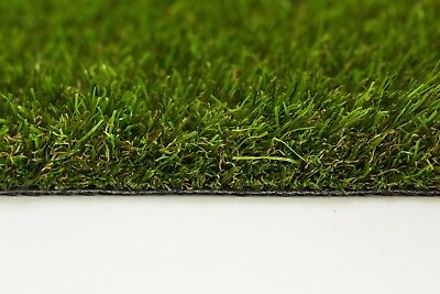 Paradise 40mm Astro Artificial Garden Grass Realistic Natural Fake Turf Lawn