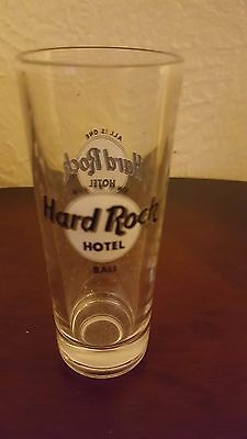 Hard Rock Cafe Hotel Shot Glass Bali