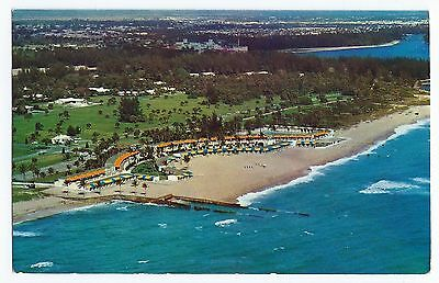 Postcard - Boca Raton Hotel and Club - Aerial View