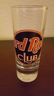 Hard Rock Cafe Club Niagara Falls Shot Glass