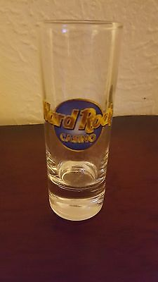 Hard Rock Cafe Casino No Name Shot Glass