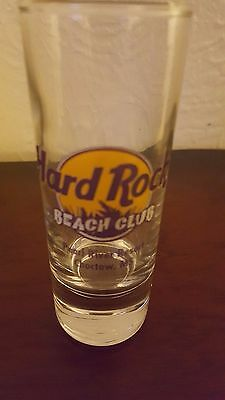 Hard Rock Cafe Beach Club Pearl River Resort Choctaw Shot Glass